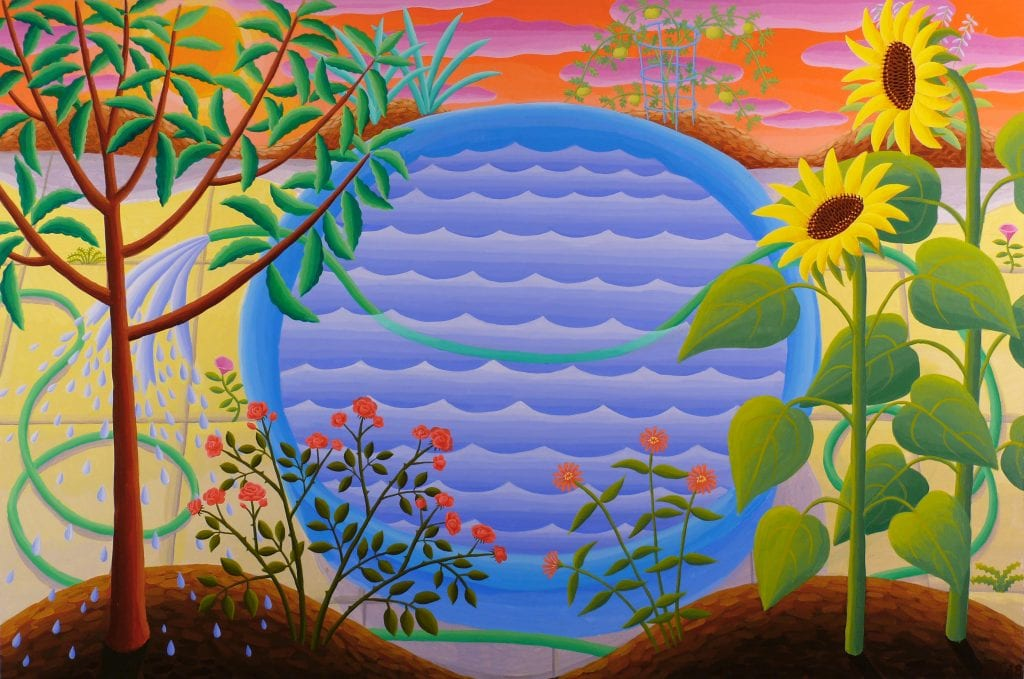 Amy Lincoln Wows Us With Her Vibrant Takes On Nature Art